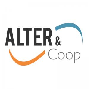 Logo Alter&Coop carré